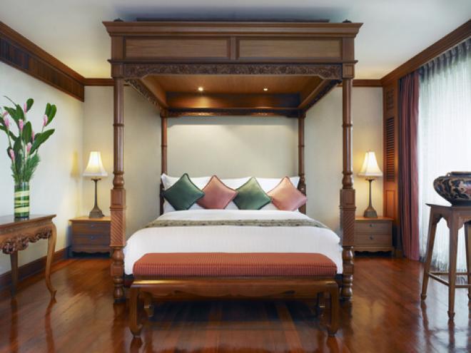 فنادق تايلاند وفندق انانتراAnantara Bangkok Riverside Resort & Spa