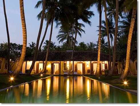 Apa Villa Thalpe ( من اكثر الشواطئ المتميزة في سيرلانكا)