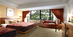 افضل فندق فى بينانج( فندق شنجريلا جولدن ساندز في جزيرة بينانج ماليزيا)