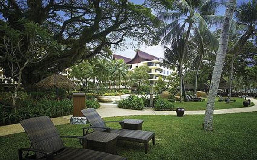 افضل فندق فى بينانج (فندق شنجريلا راسا ساينج في جزيرة بينانج ماليزيا)