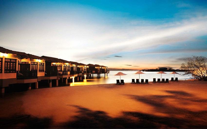 افضل فندق في ملاكا (بورت ديكسون فندق أفليون ماليزيا)