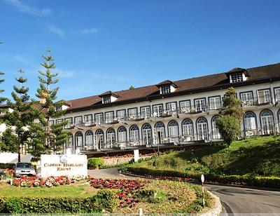 افضل فنادق كاميرون هايلاند( فندق كاميرون هايلاند ريسورت في ماليزيا)