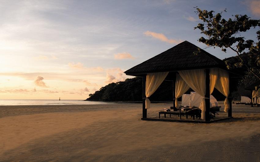 افضل فندق فى في ولاية صباح( فندق شانجريلا راسا رايا ولاية صباح ماليزيا)