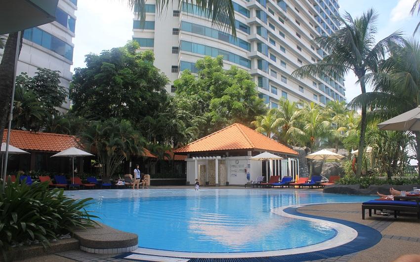 افضل فندق فى جزيرة ريدانج (فندق برجايا جزيرة ريدانج ماليزيا)