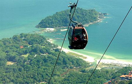 افضل المناطق السياحية فى ماليزيا