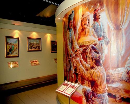 متحف كوتا تينجي ولاية جوهور( معالم ماليزيا)