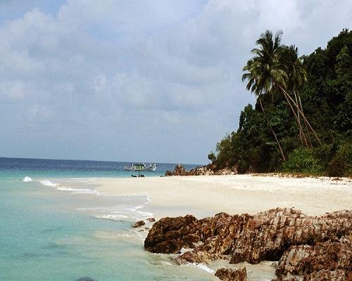جزيرة كاباس ولاية تيرينجانو ماليزيا ( افضل جزيرة فى ماليزيا)
