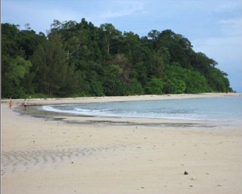 منتزه تيجا بارك في افضل المنتزهات فى ولاية صباح ماليزيا