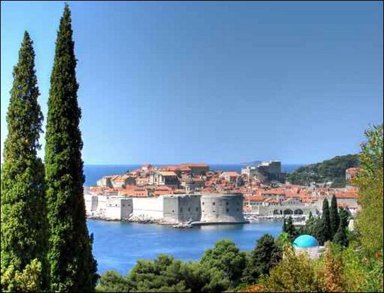 رحله الى كرواتيا 2014