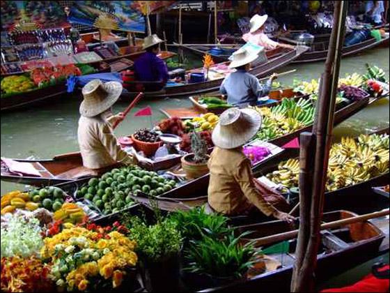 السياحة فى تايلاندا