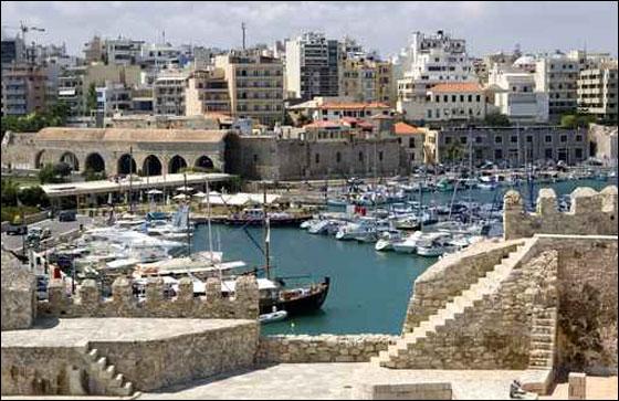 جزيره كريت افضل جزر اليونان