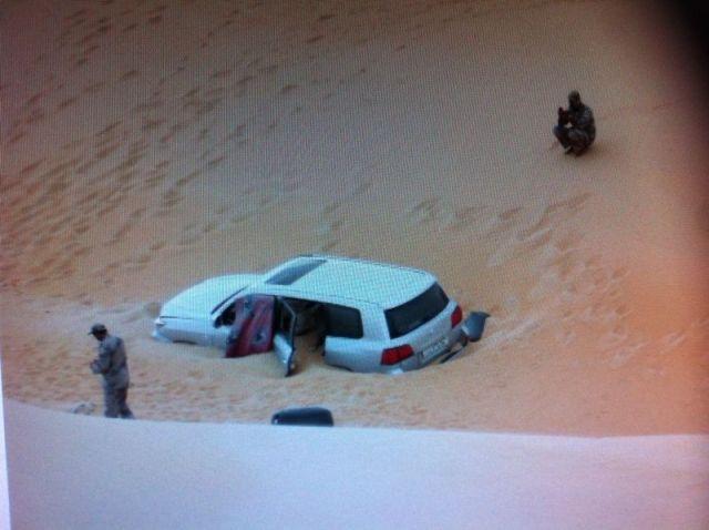 نصائح هامة في الرحلات الصحراويه