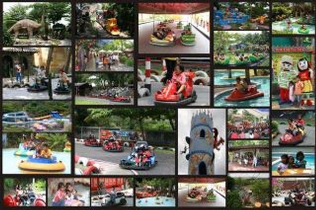 تقرير مصور عن حديقة Kids Fun يوجاكرتا