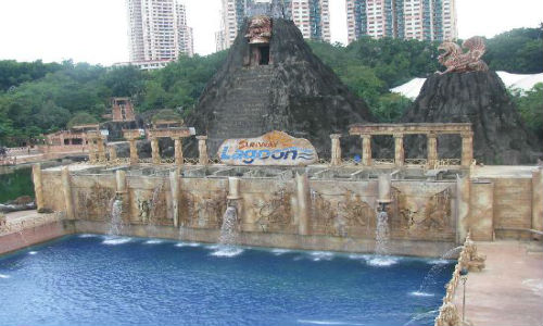 جولة سياحية الى الصنواي لاجون