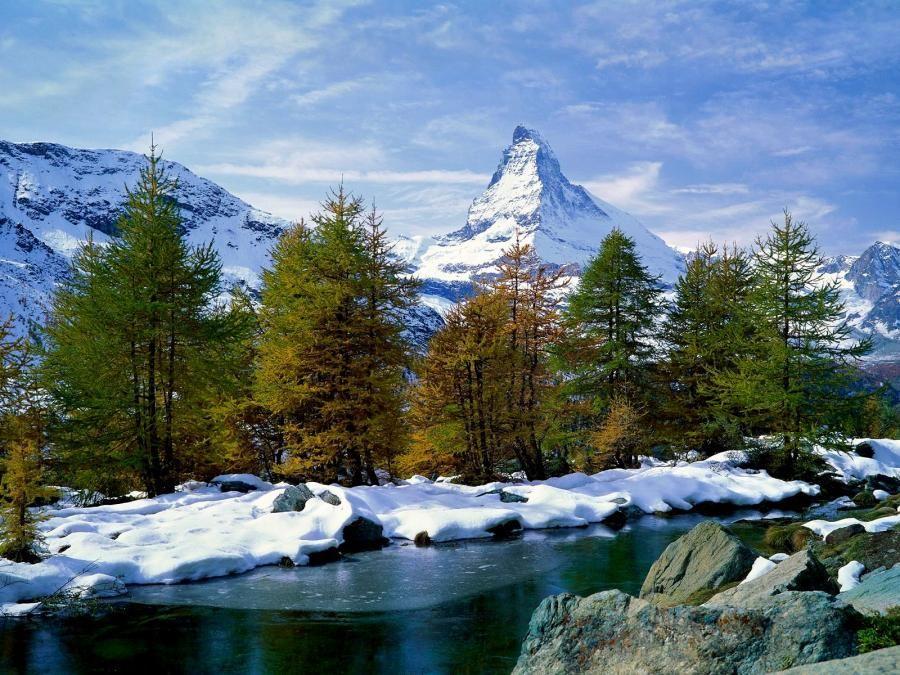 Zurich city هي إحدى أهم مدن سويسرا