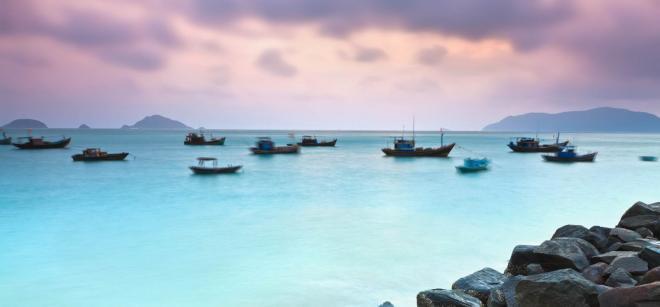 كون داو فى فيتنام Con Dao, Vietnam ( من اروع الجزر السياحية فى العالم )
