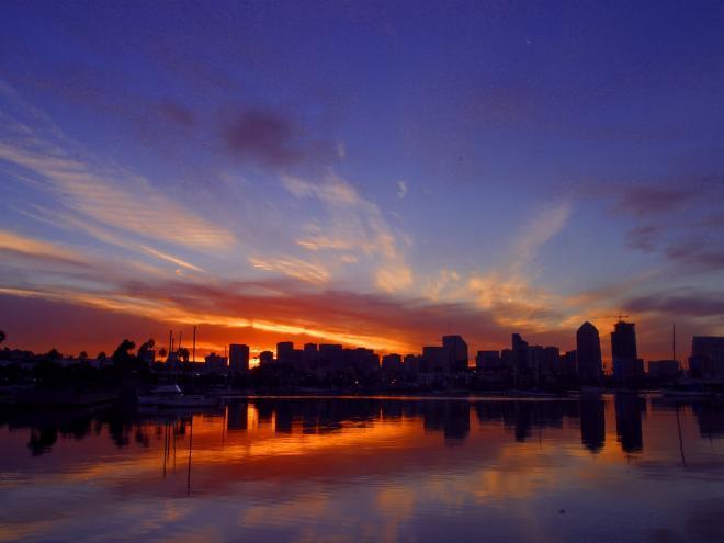 سان دييغو San Diego ( احد اشهر معالم سياحة كاليفورنيا)