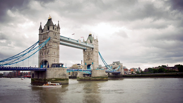 السياحة فى لندن 2014