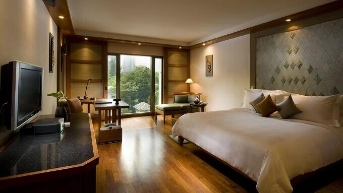 صور اقامتى فى فندق سوكوتاي بانكوك