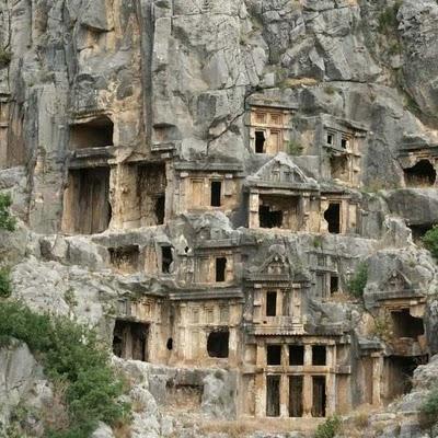 التقرير المصور عن اجمل الاماكن السياحية في تركيا