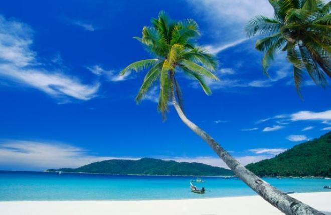 شاطئ لانكاوى ( افضل شواطئ ماليزيا)