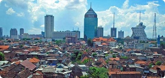 تقرير مصور عن مدينة سروابايا ( السياحة فى اندونيسيا 2014)