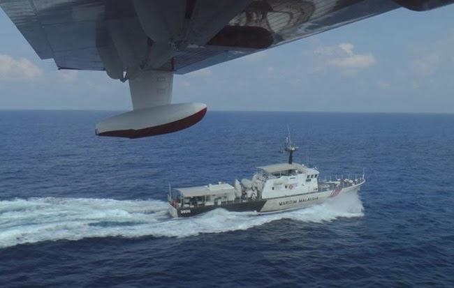 حادث رحلة الخطوط الجوية الماليزية mh370 المفقودة