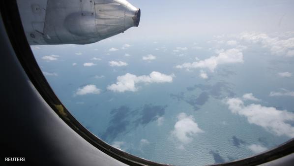 استمرار لغز اختفاء الطائرة الماليزية mh 370