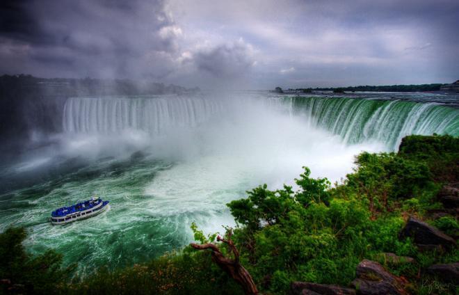 صور شلالات نياجرا Niagara Falls اهم ما يميز سياحة امريكا