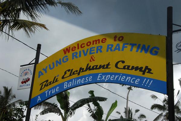 تفاصيل رحلتى فى نهر أيونج أطول نهر في جزيرة بالي الاندونيسة