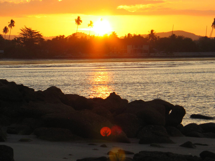 متّع ناظريك بمناظر الغروب على سواحل جزيرة لنكاوى الساحره .. ( افضل صور للغروب)