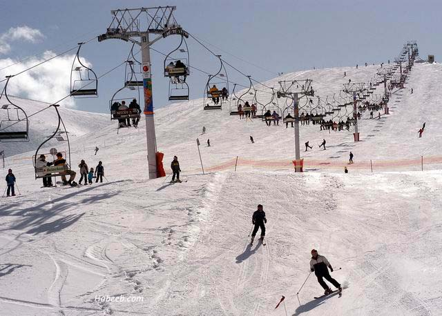 تتميز لبنان في جوها المناسب للسياحه صور سياحيه