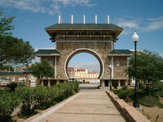 اهم معالم السياحة الجزائرية