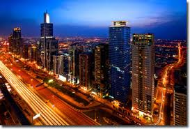 مناطق دبي وفنادقها Dubai