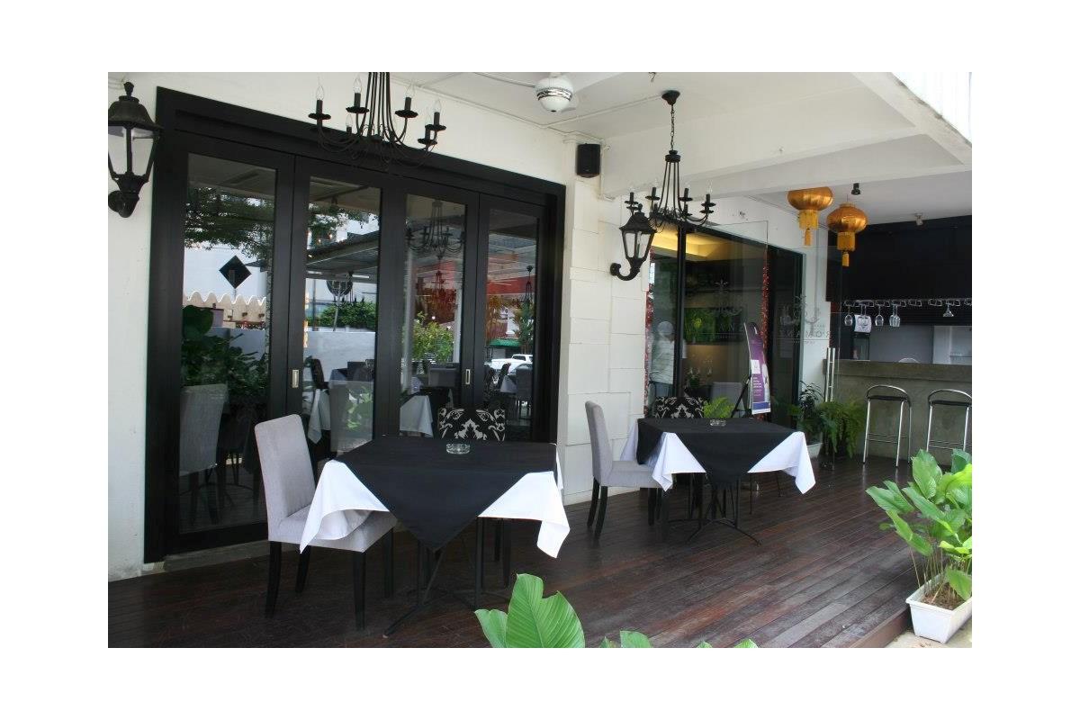 صورمطعم رومانزا في ماليزيا في كوالالمبور
