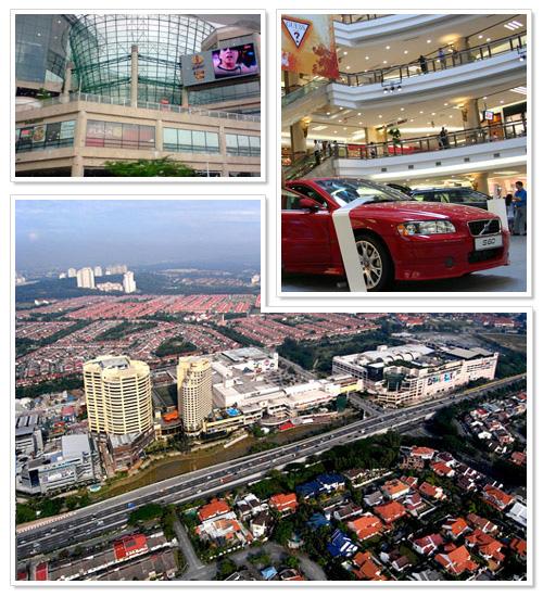 مول ون أوتاما في كوالالمبور - ماليزيا - 1 Utama Shopping Mall