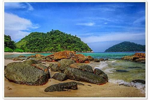 رحلة الى جزيرة سيمبيلان أروع جزر ماليزيا