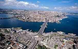 جسر جالاتا Galata في اسطنبول