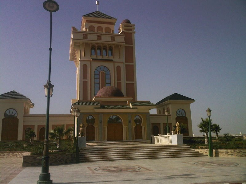 رحلة الى مدينة تلمسان الجزائرية