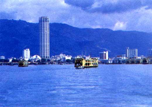 السياحة فى بينانج في سطور