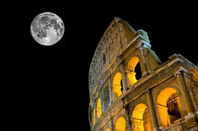 روما عاصمة إيطاليا وبلد الفنون والجمال