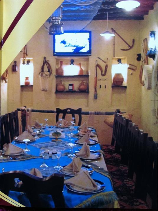 مطعم بيت ديكسون - السالمية