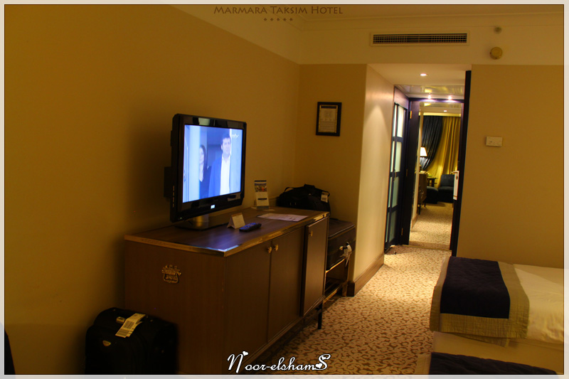 فندق مرمرة تقسيم . اسطنبول