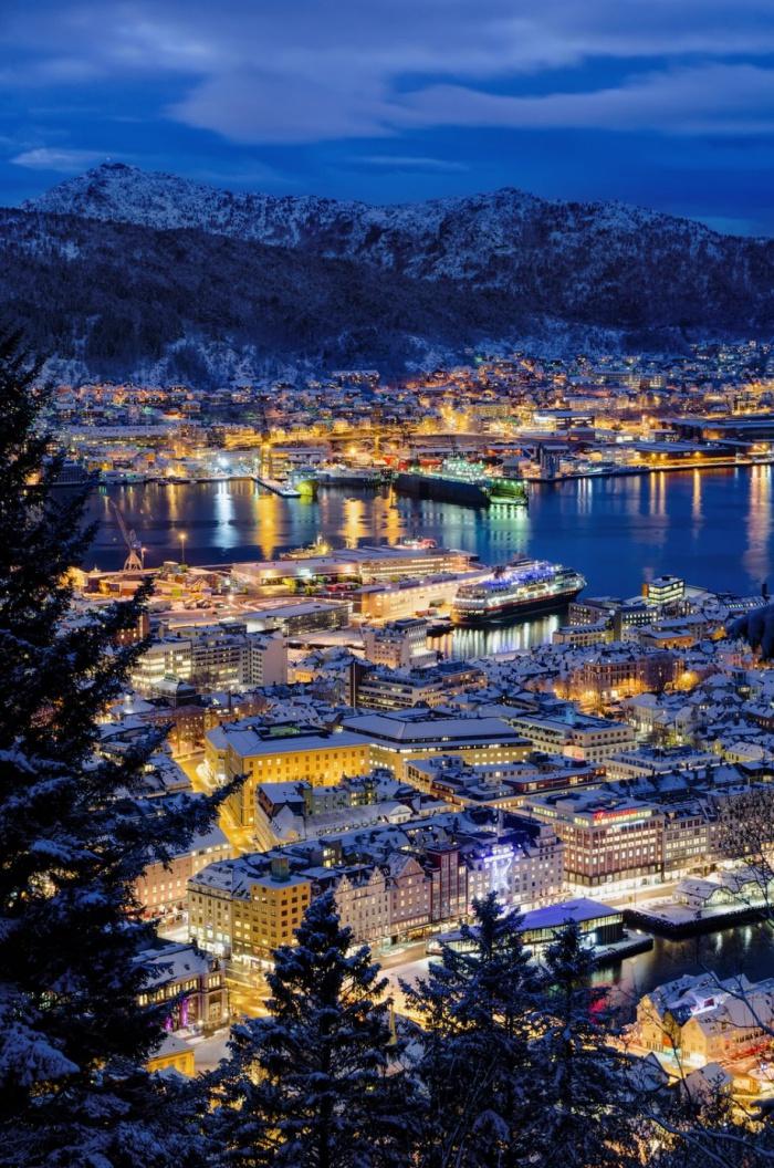 بيرغن، النرويج