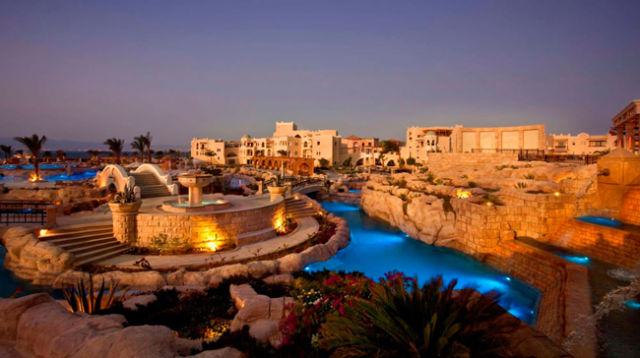 فندق كمبينسكي، مصر