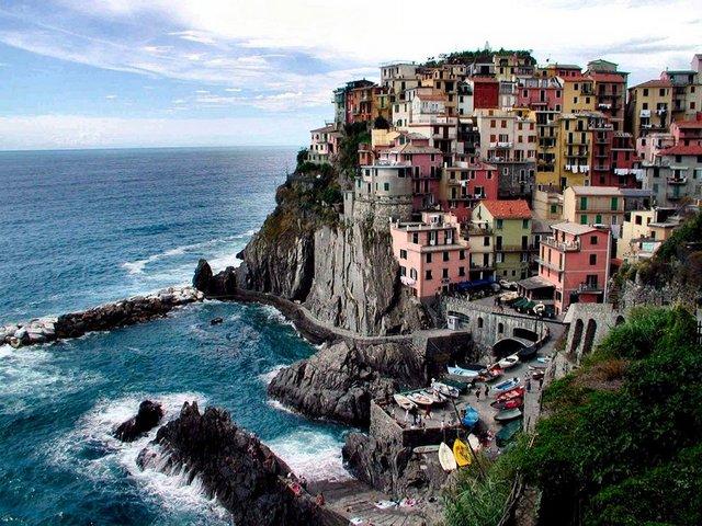 صور إيطاليا، مانارولا