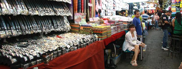 افضل اسواق و بازار و مولات بانكوك