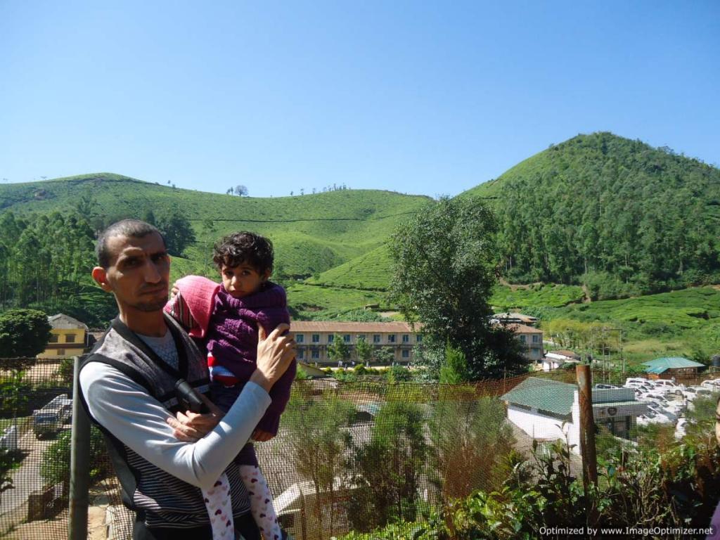 هذا التقرير المتواضع لرحلتي الشتويه الى كيرلا الهنديه مع العائله