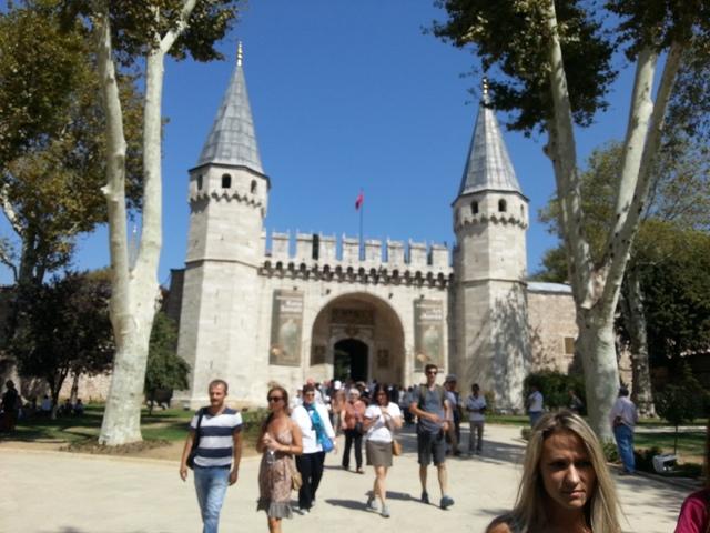 تقرير رحلتى الى تركيا