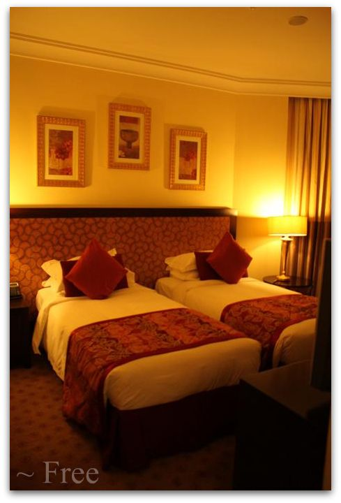معلومات سريعه عن فندق جراند زمزم